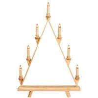 Baumann candle arch triangle vacant