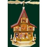 Richard Glässer Adventshaus groß
