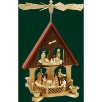 Richard Glässer Pyramidenhaus Christi Geburt