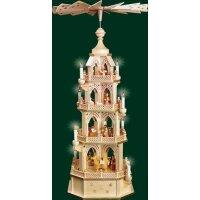 Richard Glässer Pyramide Gotik Christi Geburt