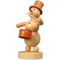 Wagner snowman musician drummer