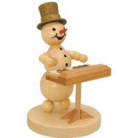 Wagner snowman musician keyboarder