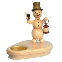 Wagner snowman chandelier with lantern and bird for 1...