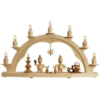 Wagner candle arch junior
