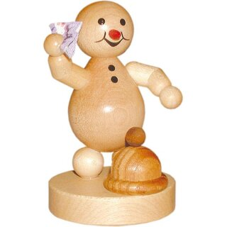 Wagner snowman junior with cloth