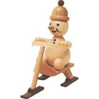 Wagner snowman junior ski bob
