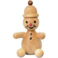 Wagner snowman junior visitor sitting