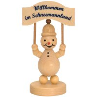 Wagner snowman junior with shield