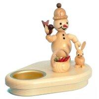 Wagner junior chandelier rabbit, basket for 1 tealight