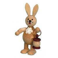 Wagner Osterhase mit Laterne