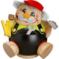 Chubby Smoker handyman