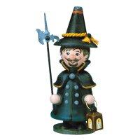 Hubrig smoker miniature night watchman
