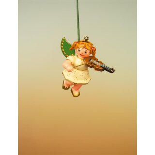 Hubrig tree decoration angel with violin