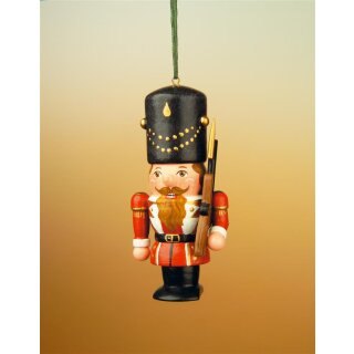 Hubrig tree decoration nutcracker soldier