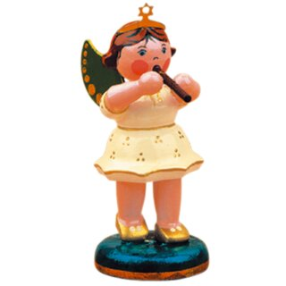 Hubrig angel with flute