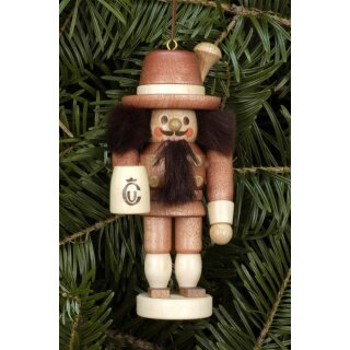 Christian Ulbricht tree decoration nutcracker Bavarian...