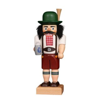 Christian Ulbricht nutcracker Bavarian small
