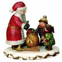 Hubrig winter kids thank you very much dear Santa Claus