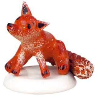 Hubrig winter kids fox