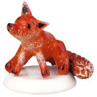 Hubrig winter kids fox