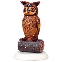 Hubrig winter kids owl