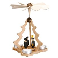 Zeidler table pyramid small with carolers