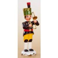 Hubrig miner with trombone
