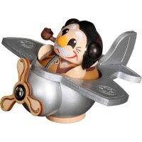 Chubby Smoker hobby pilot
