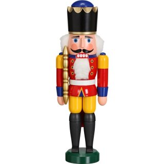 Nutcracker king red medium