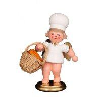 Christian Ulbricht baker angel with breadbasket